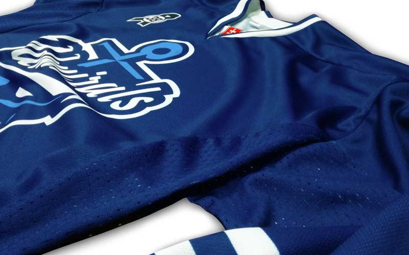 Hokejové dresy-výroba na objednávku