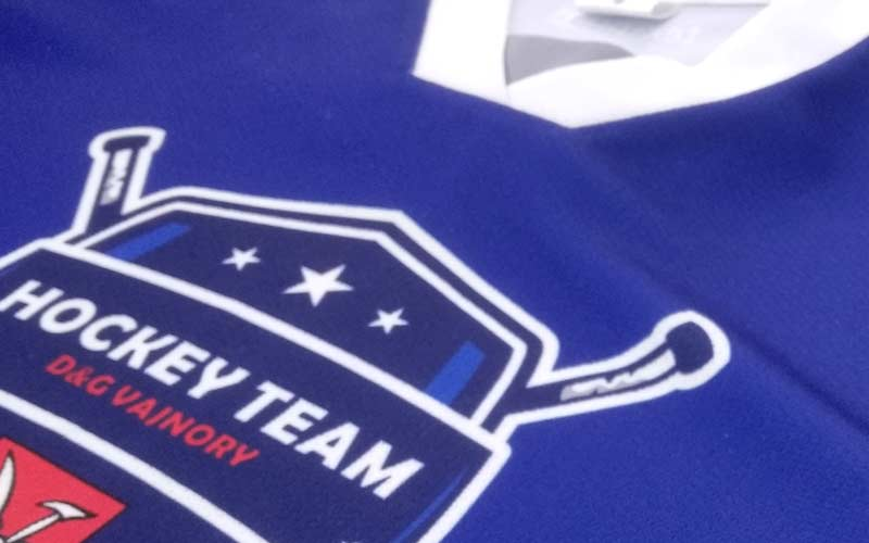Hokejový dres Slovensko-výroba