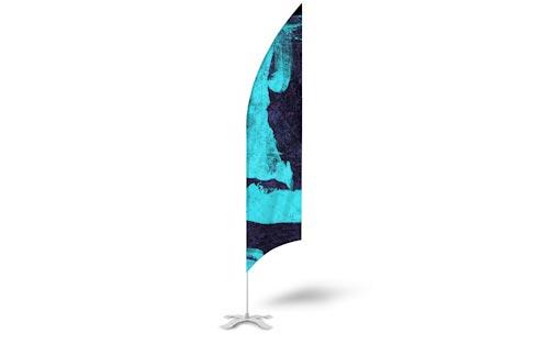 Beachflag SHARK
