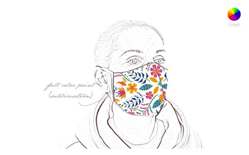 Rúško na tvár | BIRD Print - OBRAZOK3