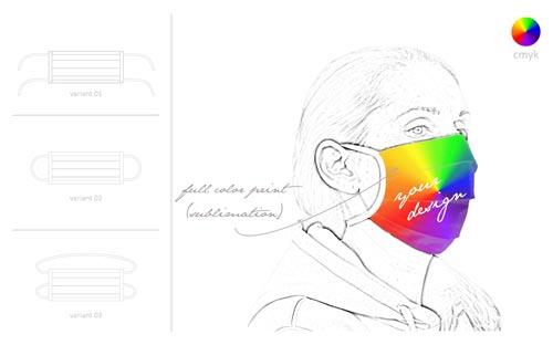 Rúško na tvár | UNI Print