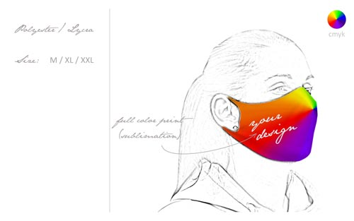 Rúško na tvár | SPORT Print