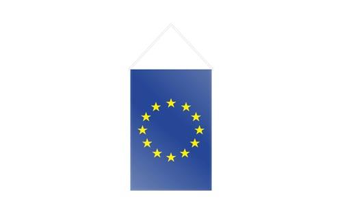 Stolová zástavka - Európska únia