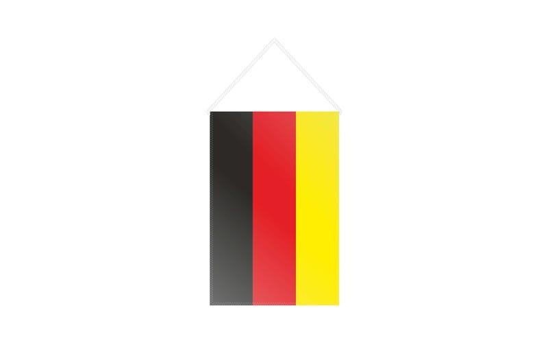 Stolová zástavka - Nemecko