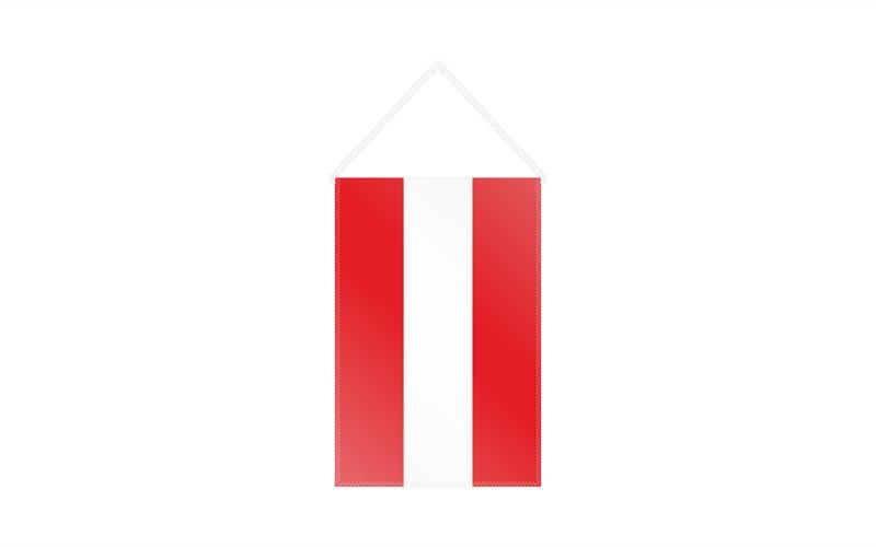 Stolová zástavka - Rakúsko