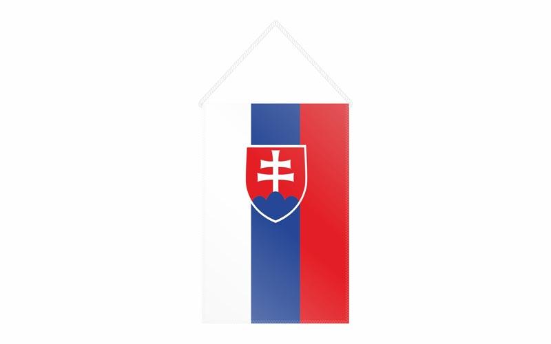Stolová zástavka - Slovensko