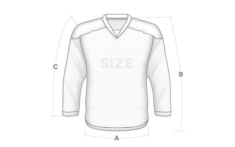 5cf317eedad7e Hokejové dresy - detaily - TEX-PRINT v.d.