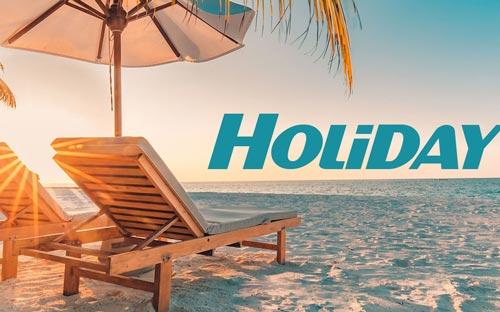 Letná dovolenka - hurááá....